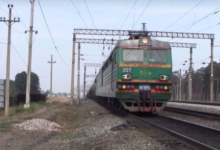 Электровоз ВЛ85