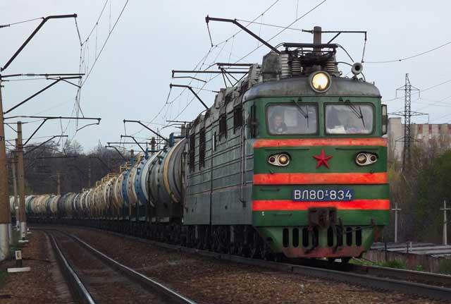 Электровоз ВЛ80т