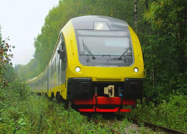 Дизель-поезд ДПМ