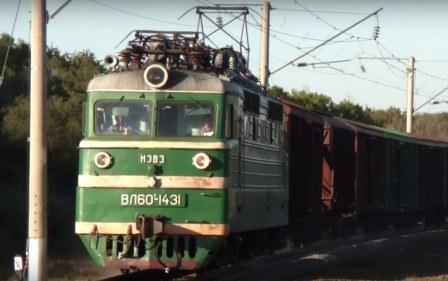 Электровоз ВЛ60