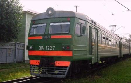 Электропоезд ЭР2