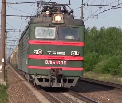 Электровоз ВЛ15