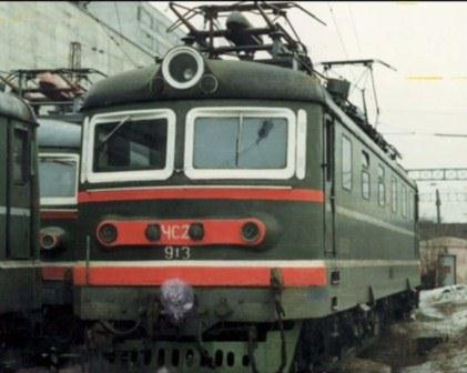 электровоз ЧС2