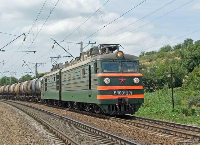 Электровоз ВЛ80к