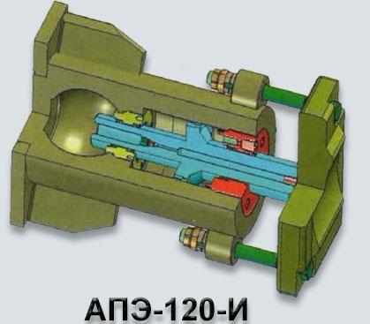 Поглощающий аппарат АПЭ-120-И
