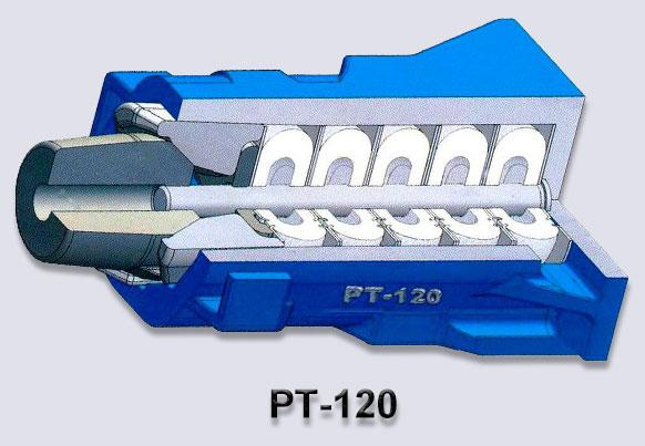 Поглощающий аппарат РТ-120