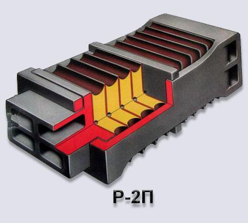 Поглощающий аппарат Р-2П